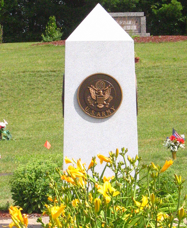 Vet Medallion Memorial