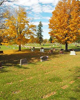 Cremation Burials