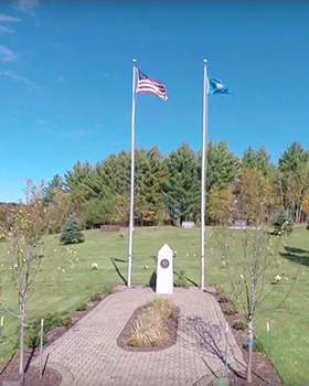 Veterans Flush Memorial