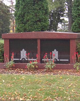 private estate mausoleum