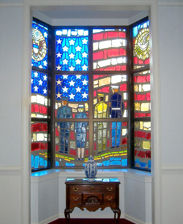 Veterans Window