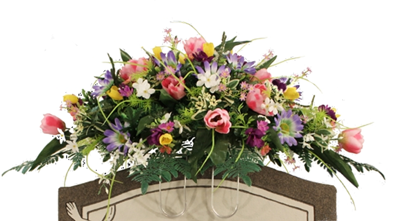 Spring Floral Arrangment