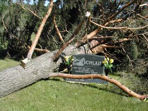 Restlawn Tornado