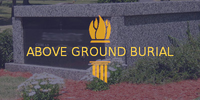 Restlawn Memorial Park Above Ground Burial