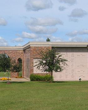 Garden Mausoleum Cremation